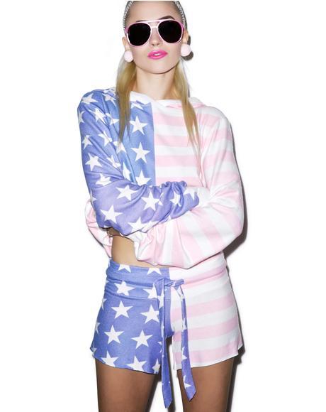 Miss America Cutie Shorts