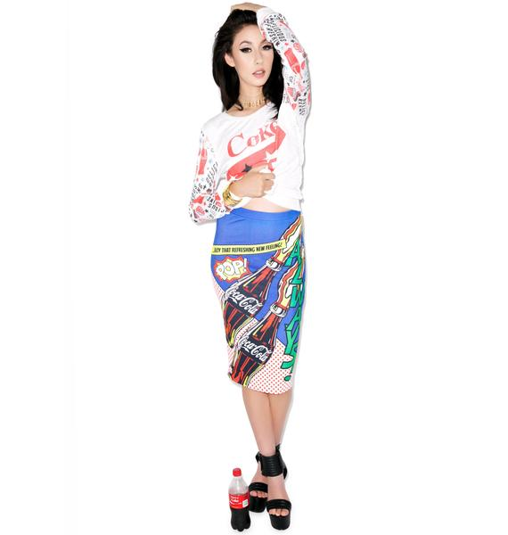Always Pop Sublime Skirt