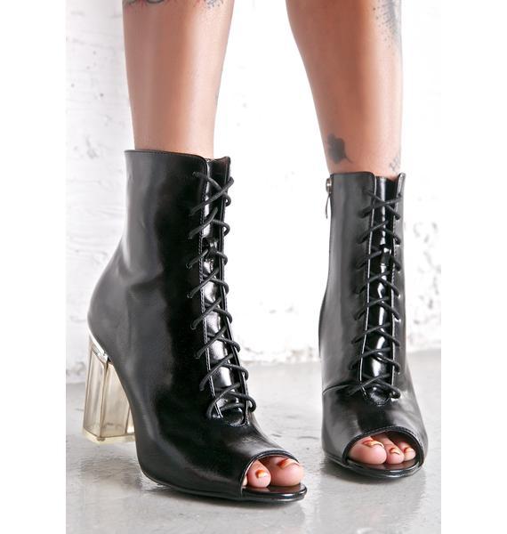 Jupiter Lace-Up Boots