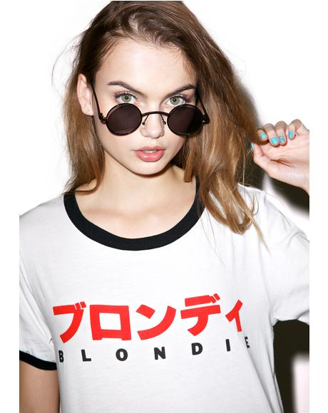 International Blondie Tee