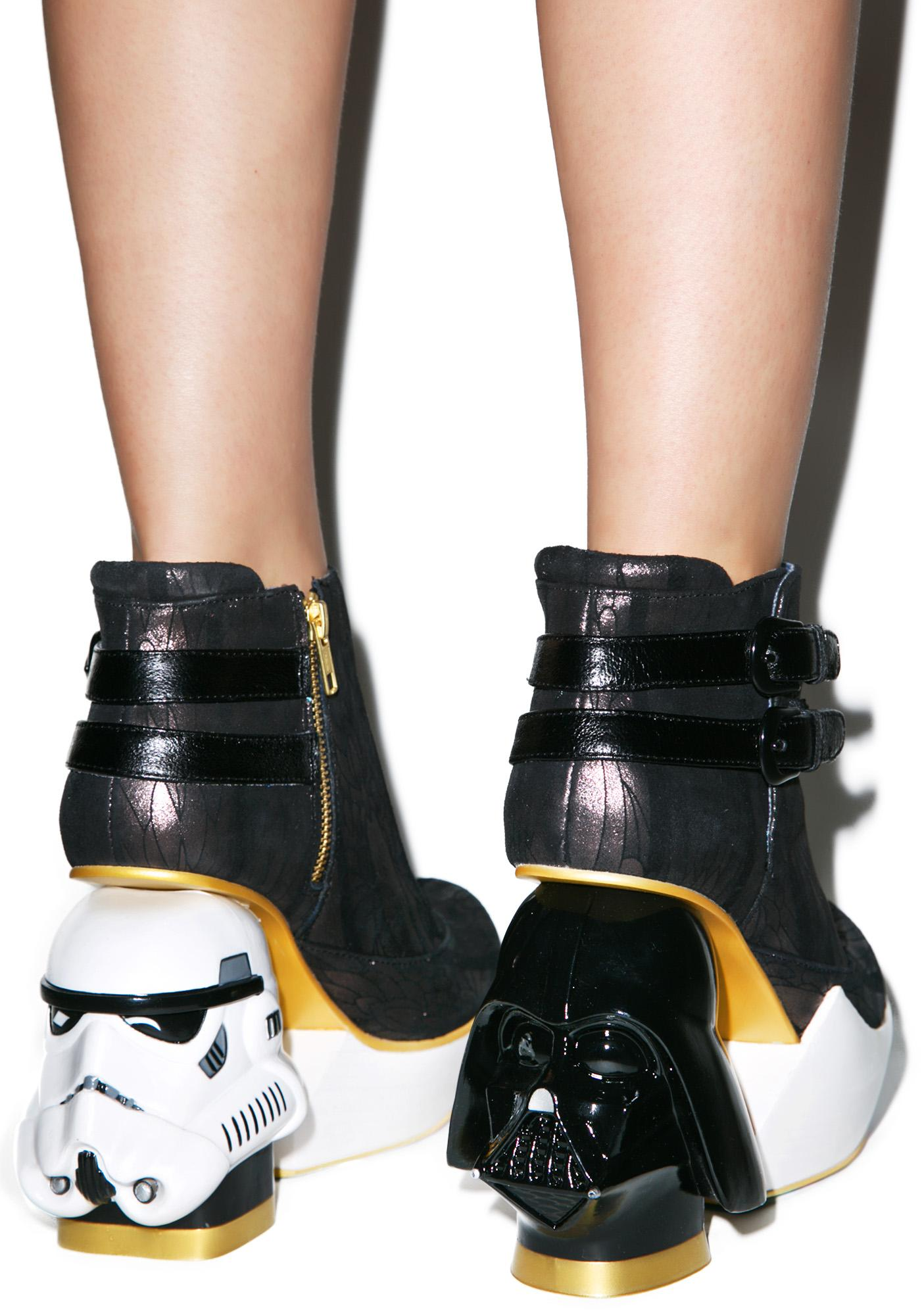 Irregular Choice The Death Star Bootie