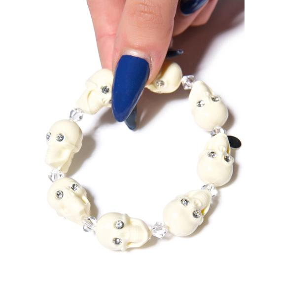 Tarina Tarantino Beaded To Death Bracelet