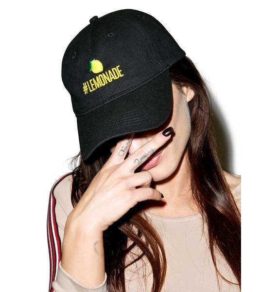 Lemonade Dad Hat
