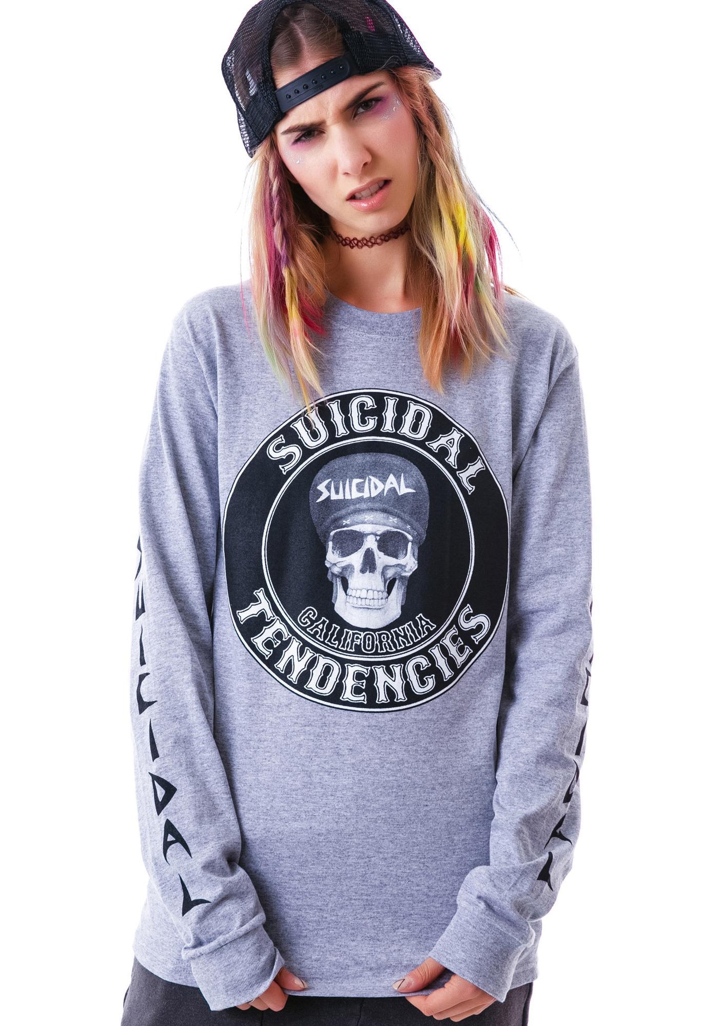 Suicidal Tendencies SSS California Longsleeve