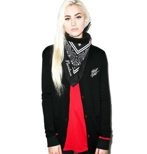 Rebel8 Logo Cardigan