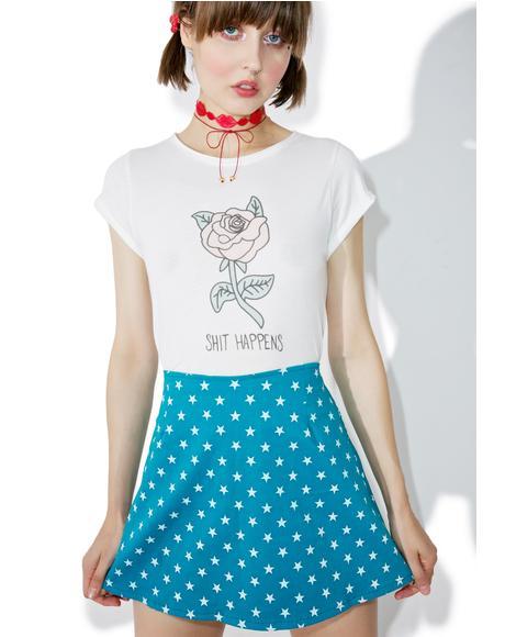 Starry Annie Skirt
