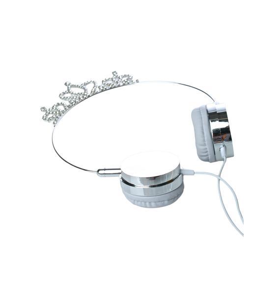 Skinnydip Tiara Headphones