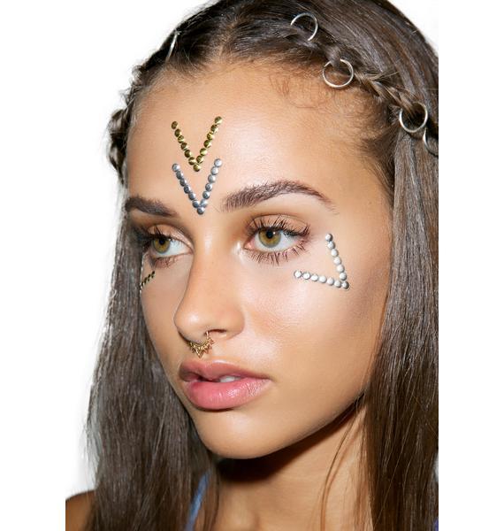 Nova Face Jewels