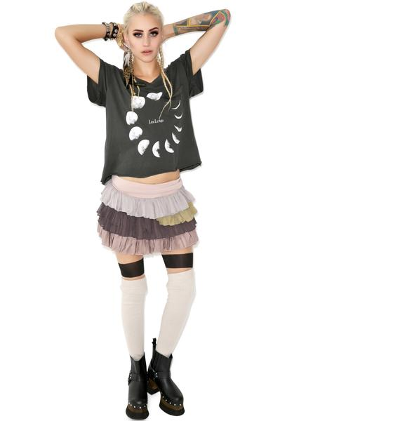 Wildfox Couture Les Lunes Romeo Pocket Tee