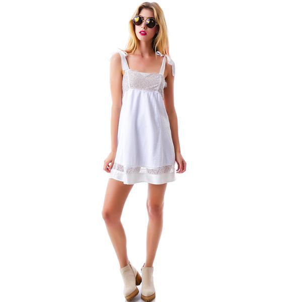 For Love & Lemons Bo Peep Dress