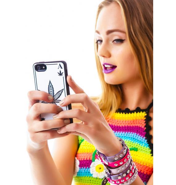 Ace Of Hemp Pattern iPhone 5 Case
