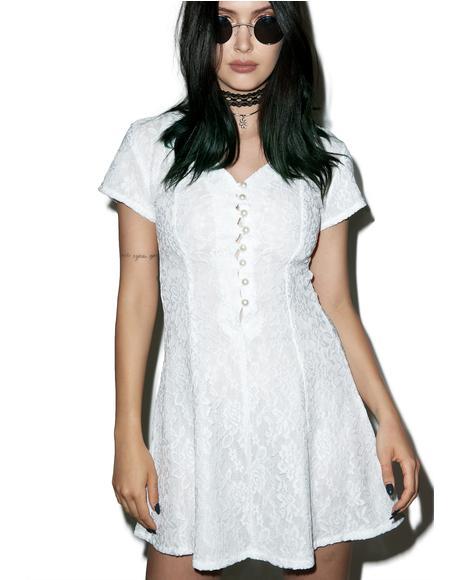 Gabrielle Lace Dress