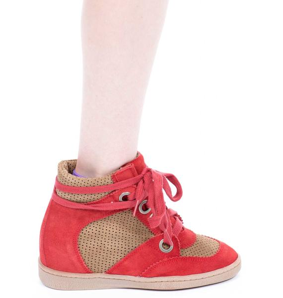 Amberes Platform Sneakers