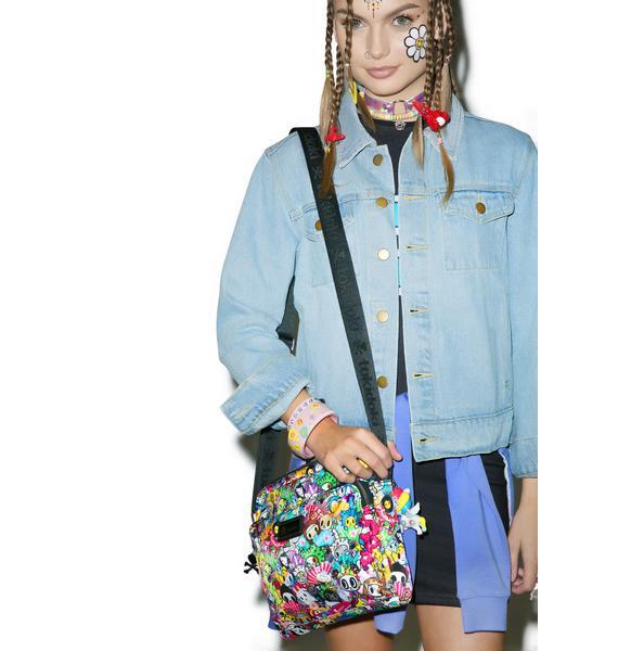 Tokidoki Superfan Crossbody Bag
