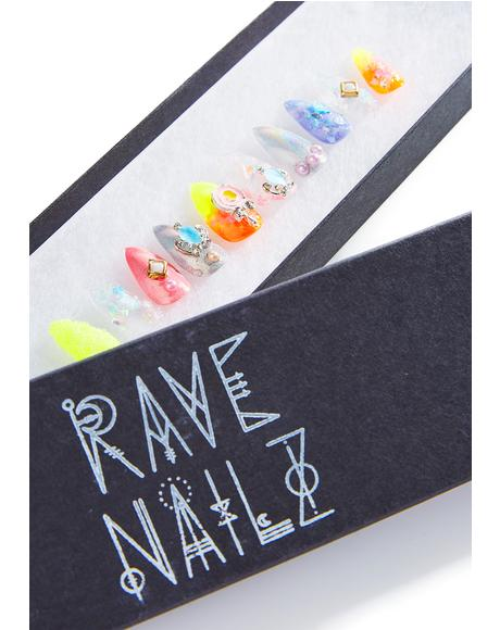 Gem 'N Jewel Nail Set