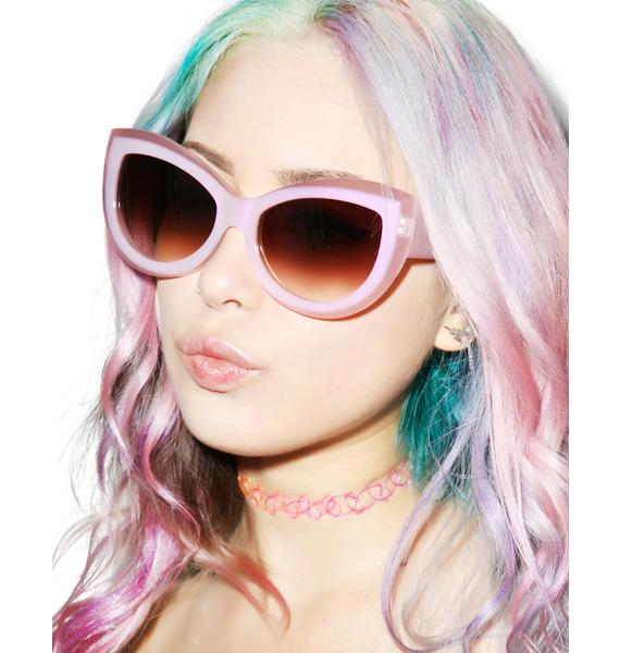 Wildfox Couture Kitten Sunglasses