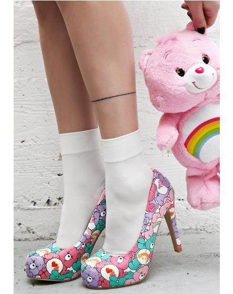 Grin & Bear It Heels