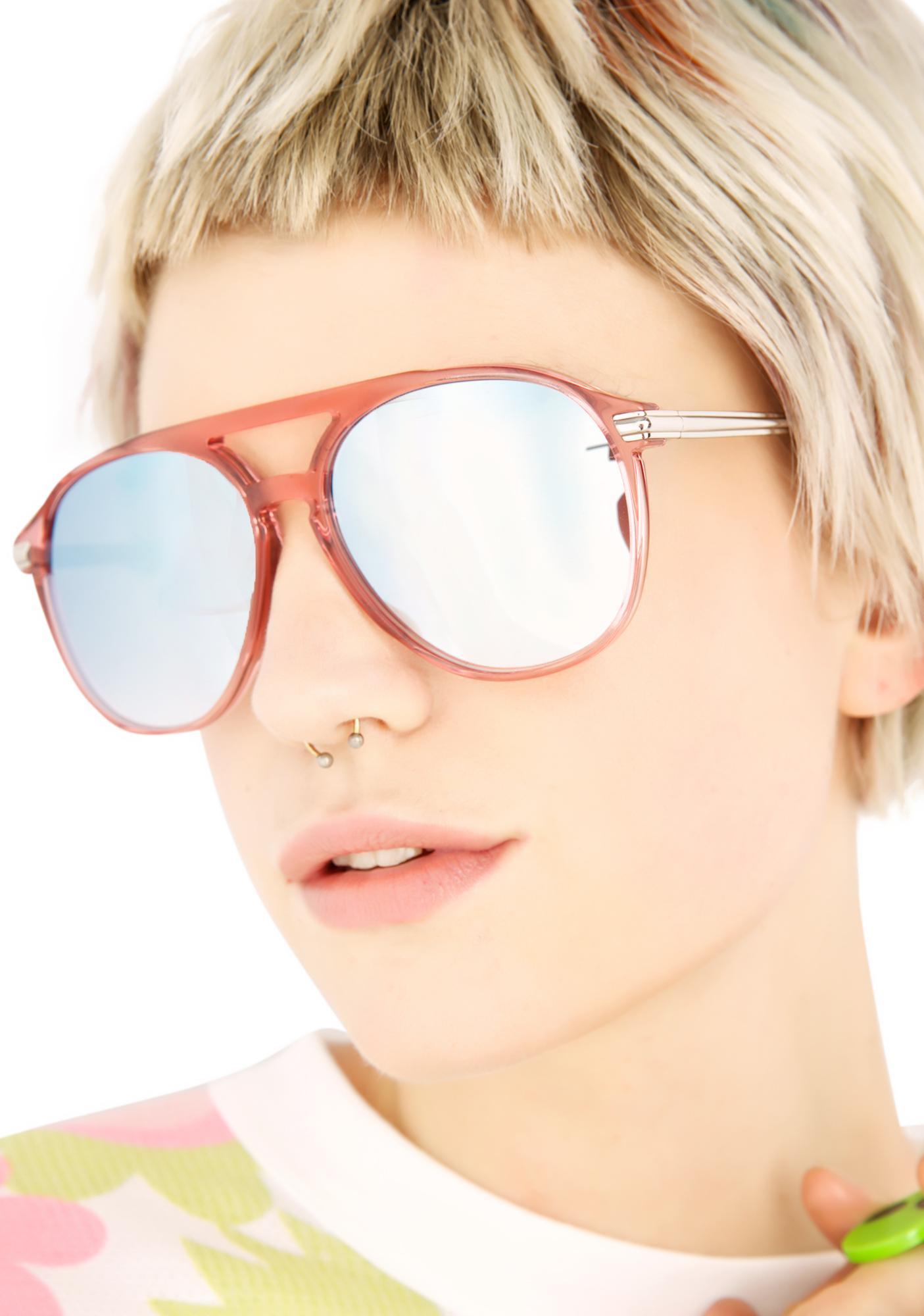 Wildfox Couture Baroness Deluxe Sunglasses