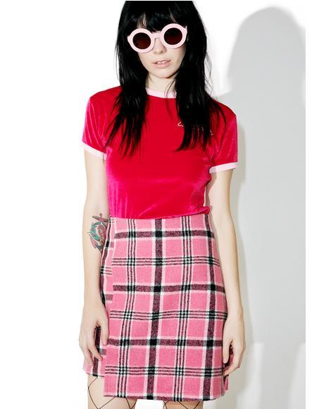 Silverstone Skirt