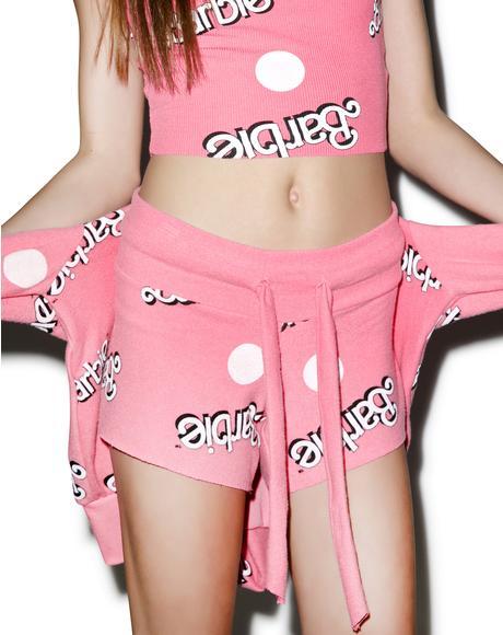 Everywhere Barbie Cutie Shorts