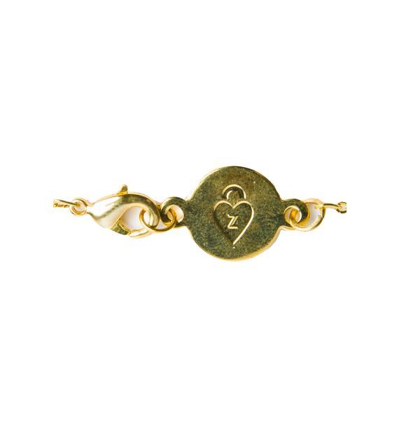 Freak Heart Necklace