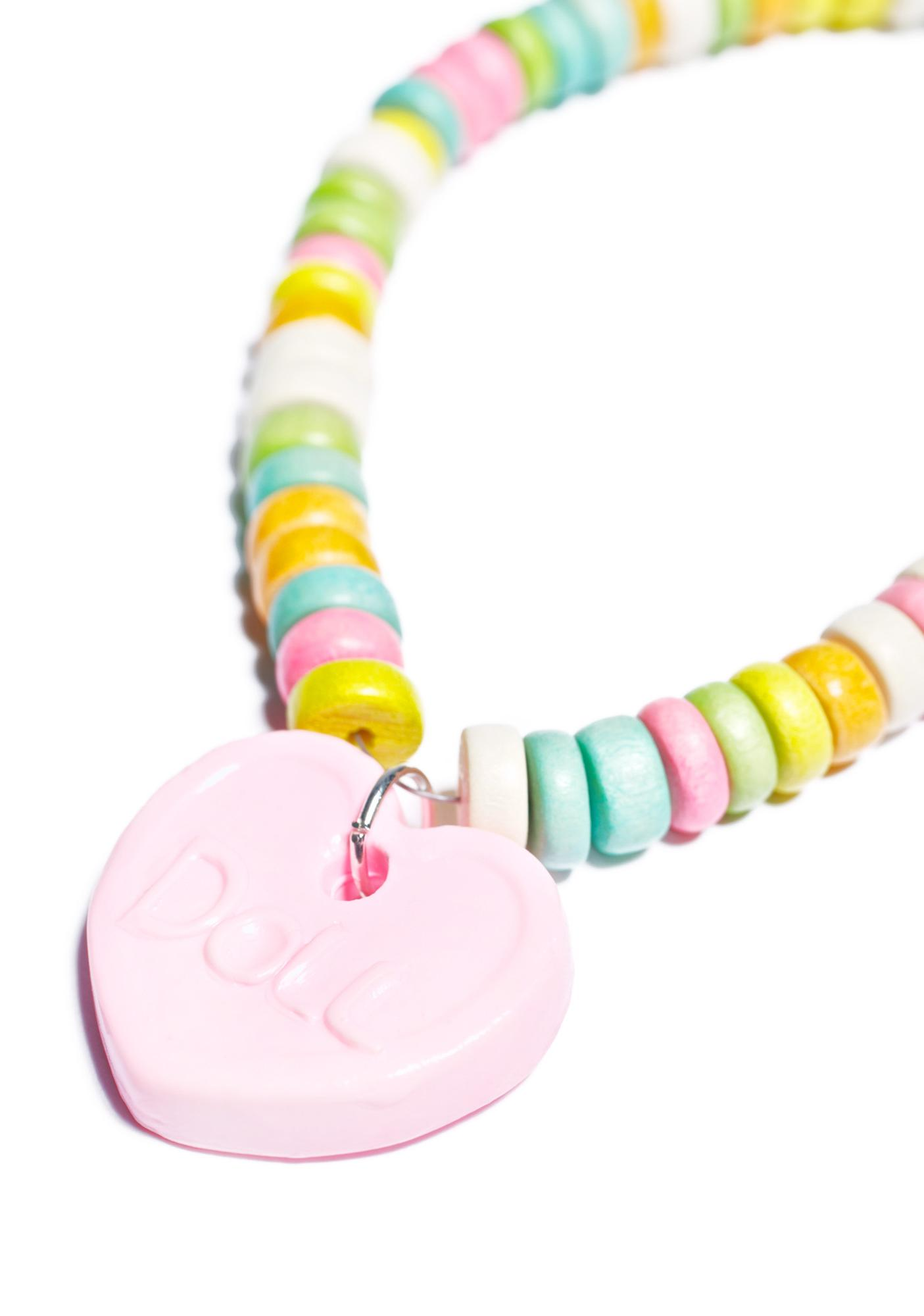 Diabeadies Candy Necklace