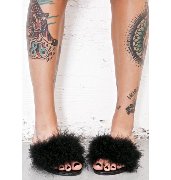 Furrever Fluffy Slides