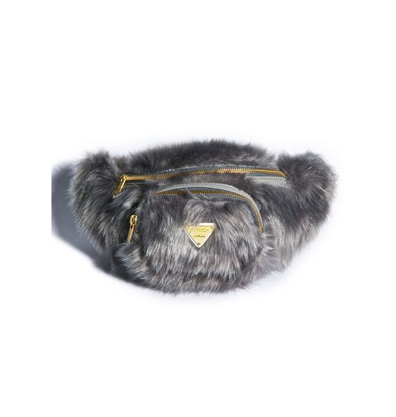 Joyrich Candy Fur Waist Pack