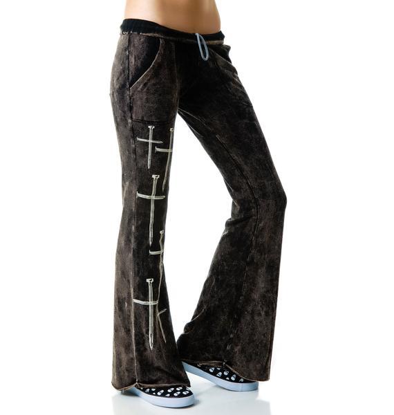 Lauren Moshi Nail Kia Wide Leg Pants