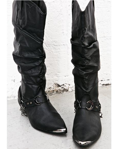 Deathproof Boots