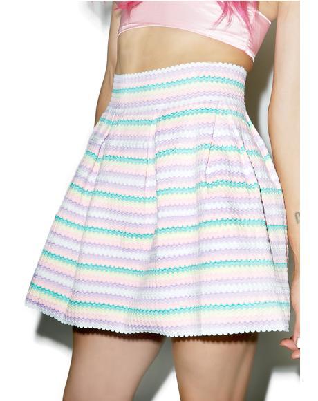 Royal Icing Skirt