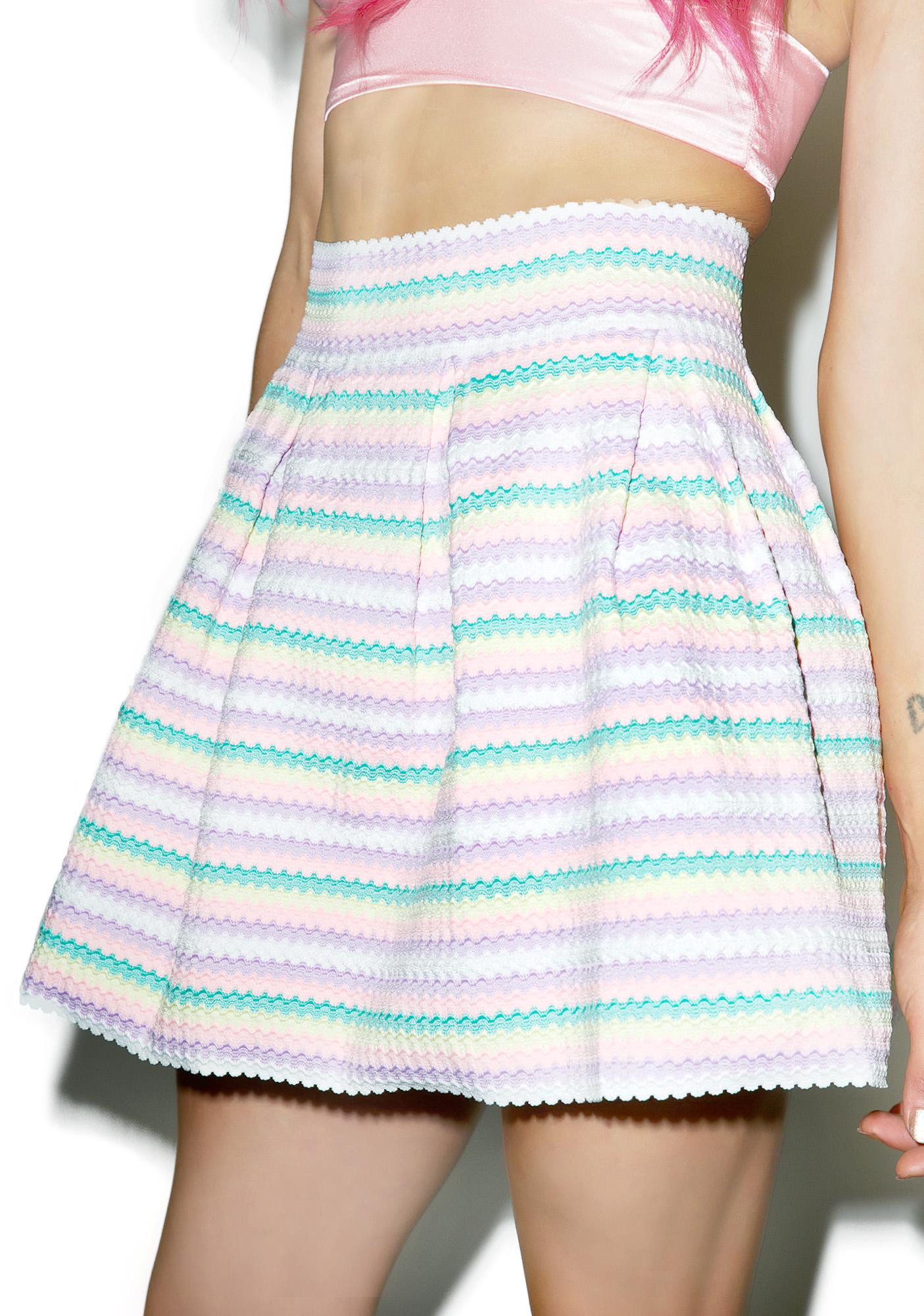 Royal Icing Skirt