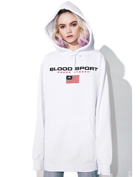 Blood Sport Pullover Hoodie