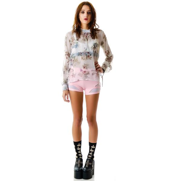 For Love & Lemons Pure Blouse