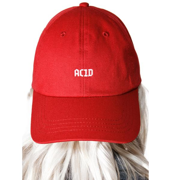 CRSHR Acid Dad Hat