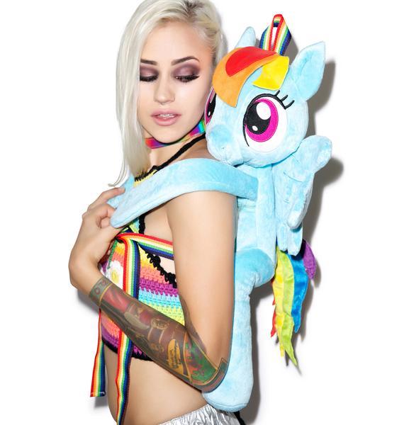 Rainbow Dash Backpack