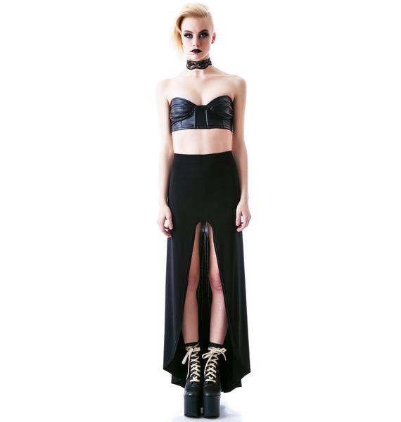 Black Wednesday The Sacrifice Skirt
