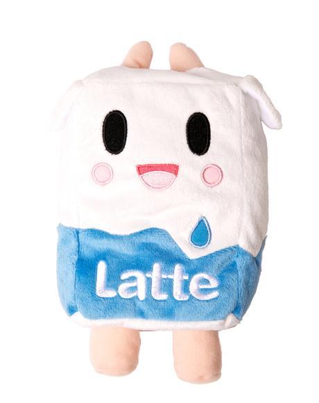 Latte Plush Mini