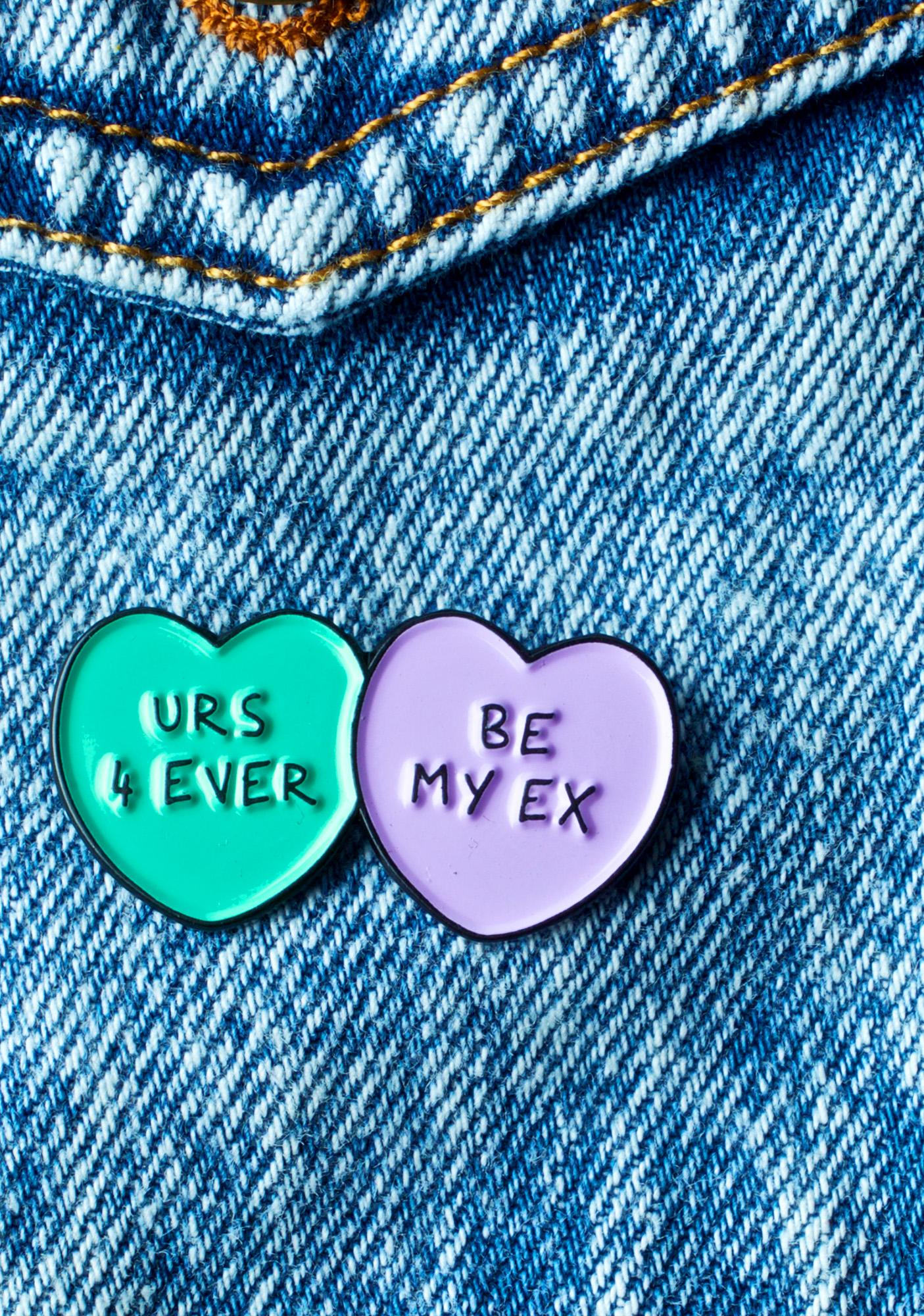 This Is A Love Song Urs 4Ever Pin