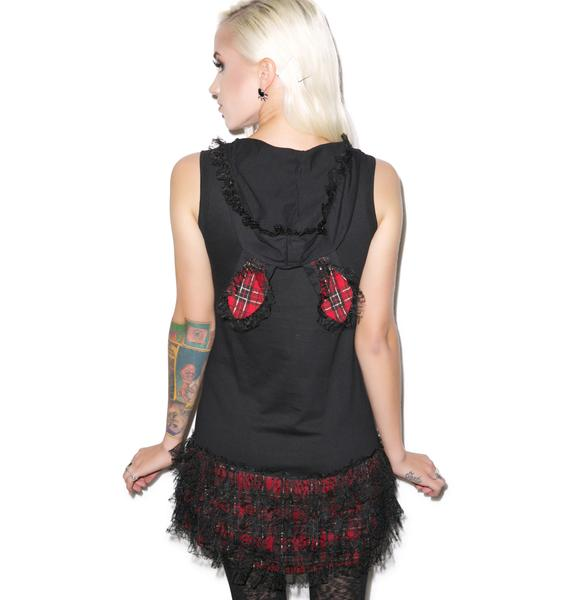 Hexed Skull Dress
