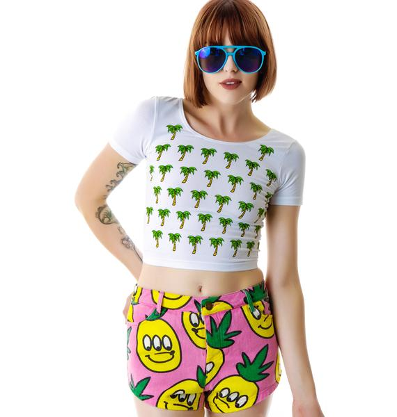 Lazy Oaf Pineapple Shorts
