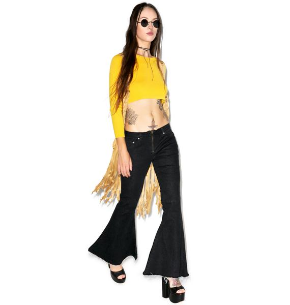 Glamorous Funky Flare Jeans