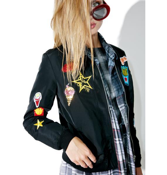Movie Nite Bomber Jacket