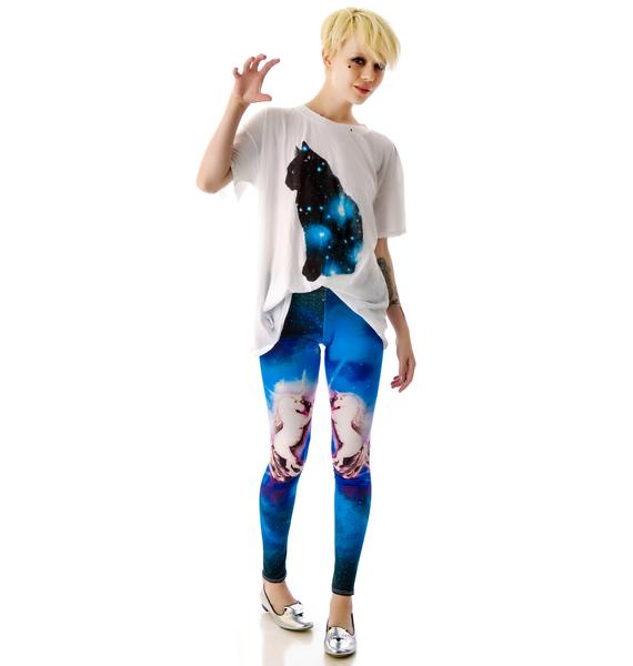 Unicorn Moonstone Leggings