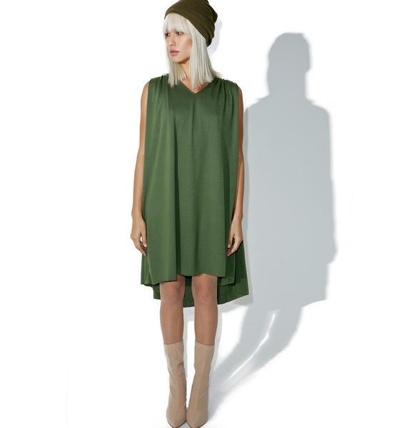 MNML Carlito Midi Dress