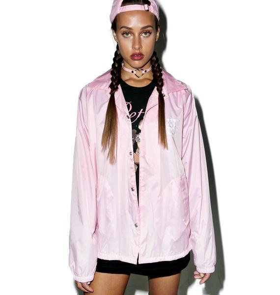 HLZBLZ Bad Girls Coaches Jacket