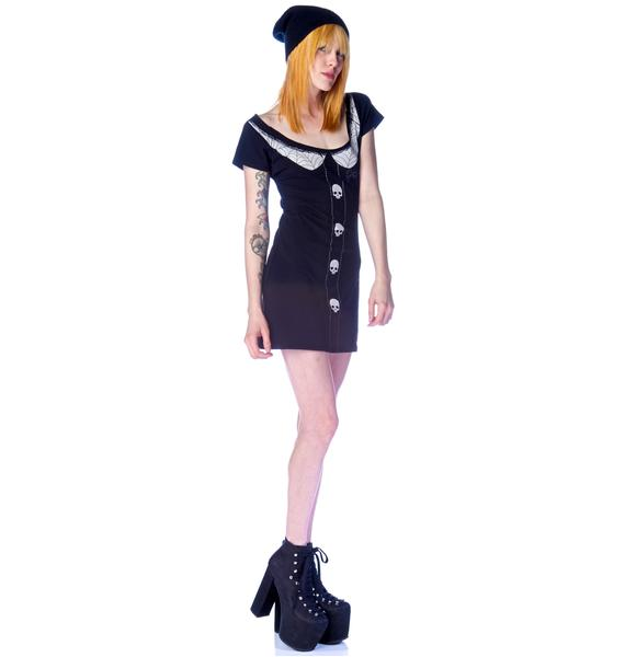 Kreepsville 666 Thursdays Poison Tunic Dress