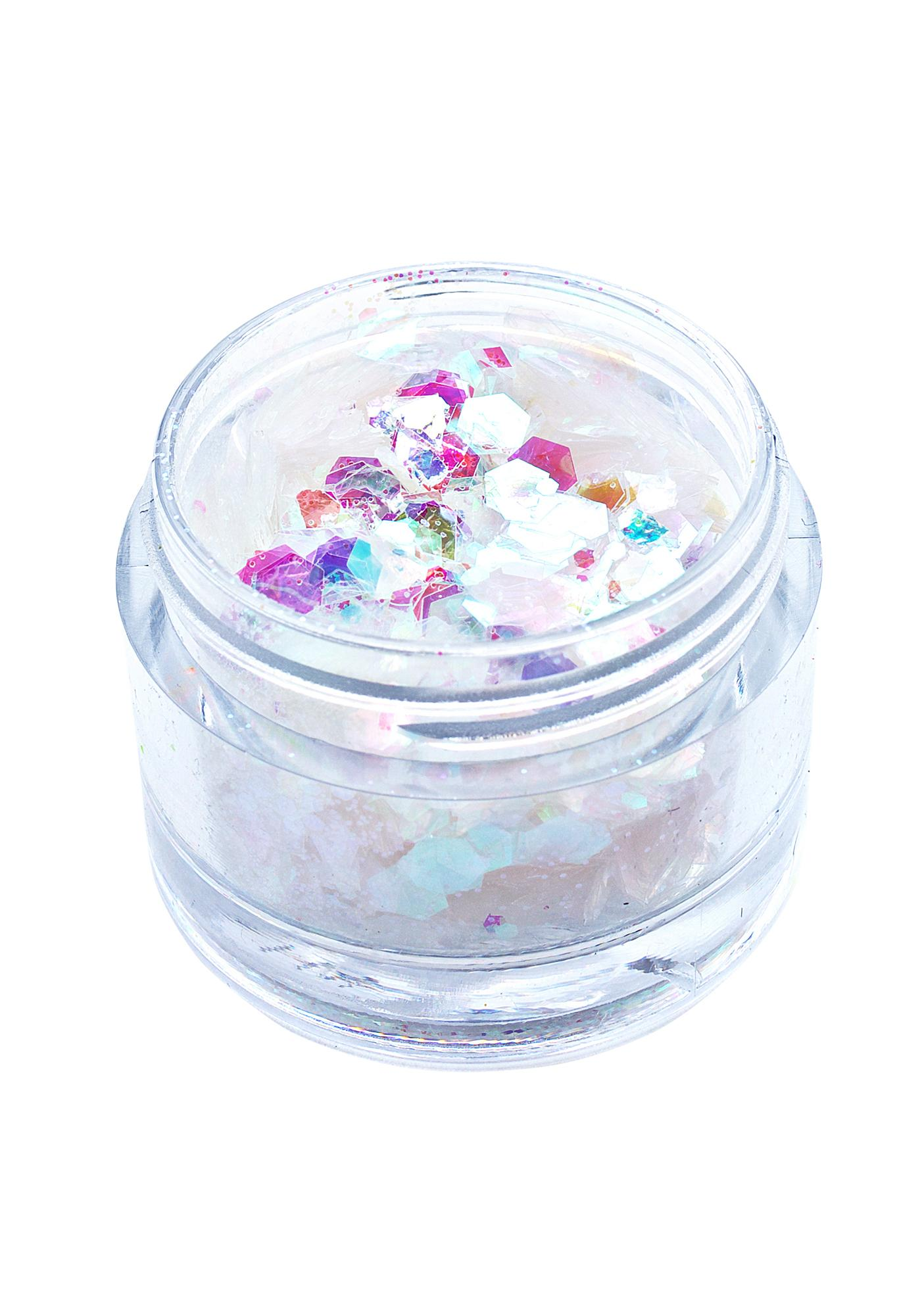 In Your Dreams Iridescent Mermaid Chunky Glitter Gel