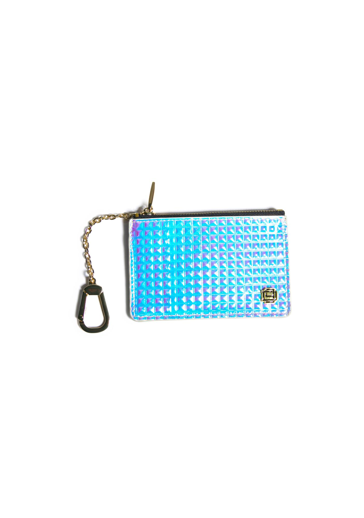 D9 Reserve Ice Prism Coin Pouch