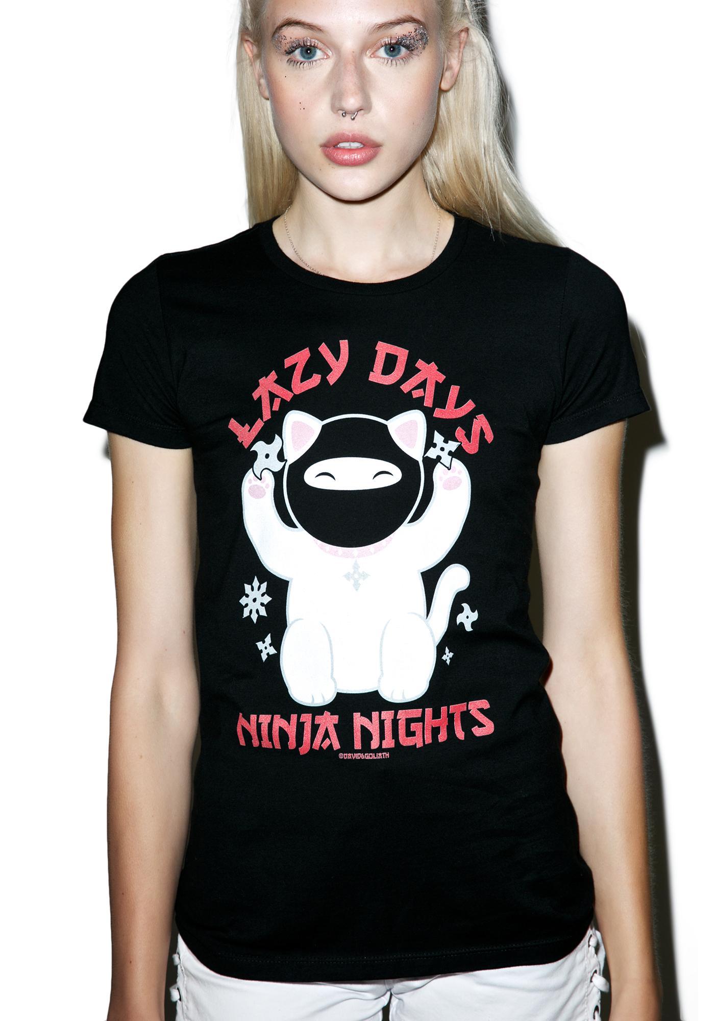 Ninja Nights Tee